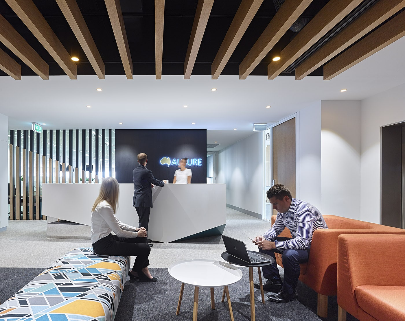 Ausure Brisbane Tenant Representation, Interior Design, Project & Construction Management Project Banner Image  by PCG
