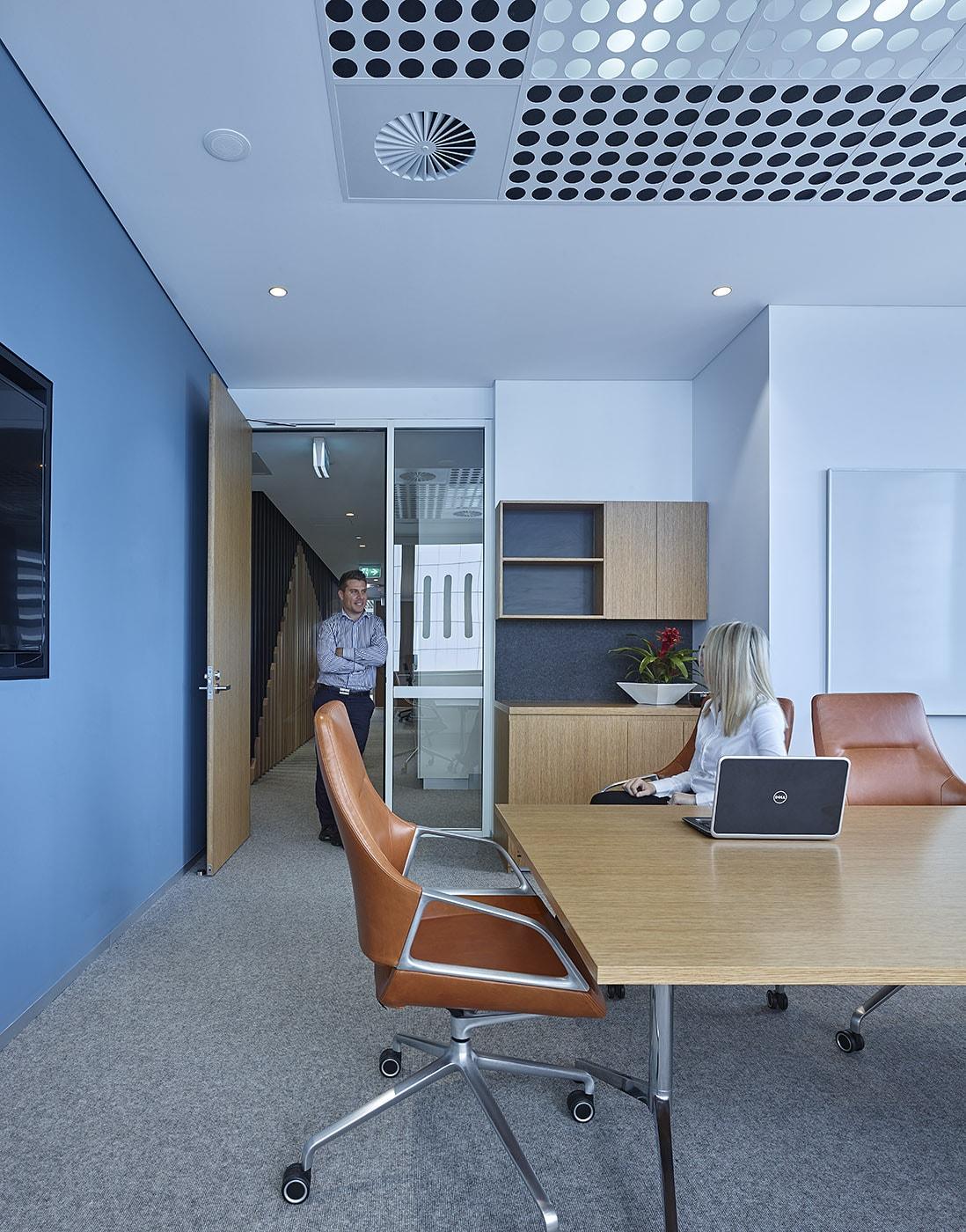 Ausure Brisbane Tenant Representation, Interior Design, Project & Construction Management Project Image 8 by PCG