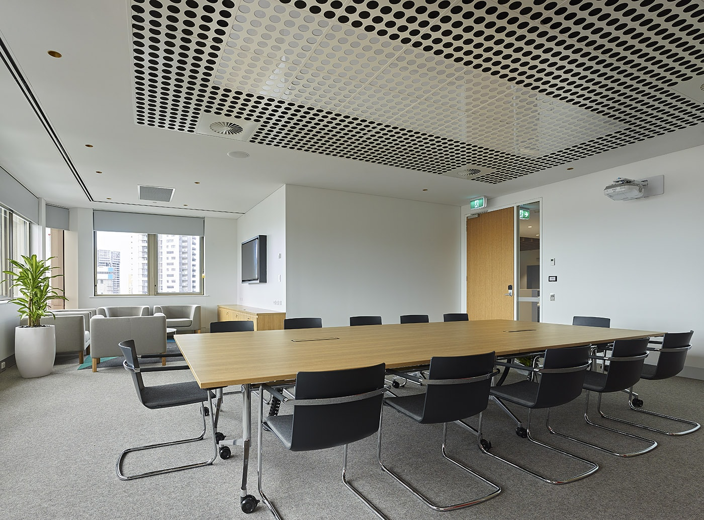 Ausure Brisbane Tenant Representation, Interior Design, Project & Construction Management Project Image 5 by PCG