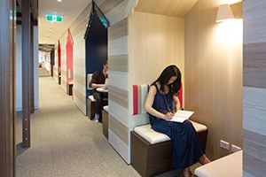 Office Nook - Lion Office by PCG