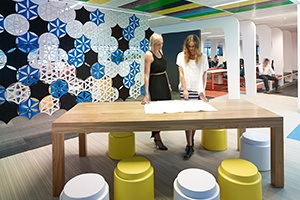 ABW or Agile Workplaces - Lion Office by PCG