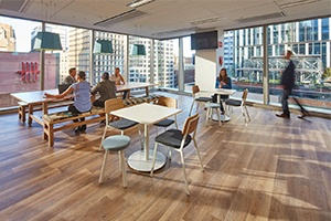 Natural Light - McGrathNicol Office by PCG