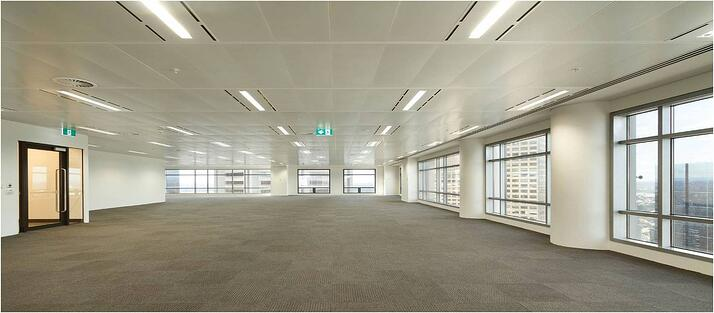 Commercial Refurbishment Downsize your Lease by PCG