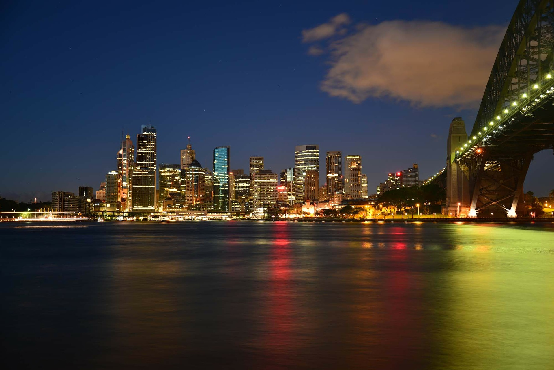 Sydney Harbour - Milsons Point