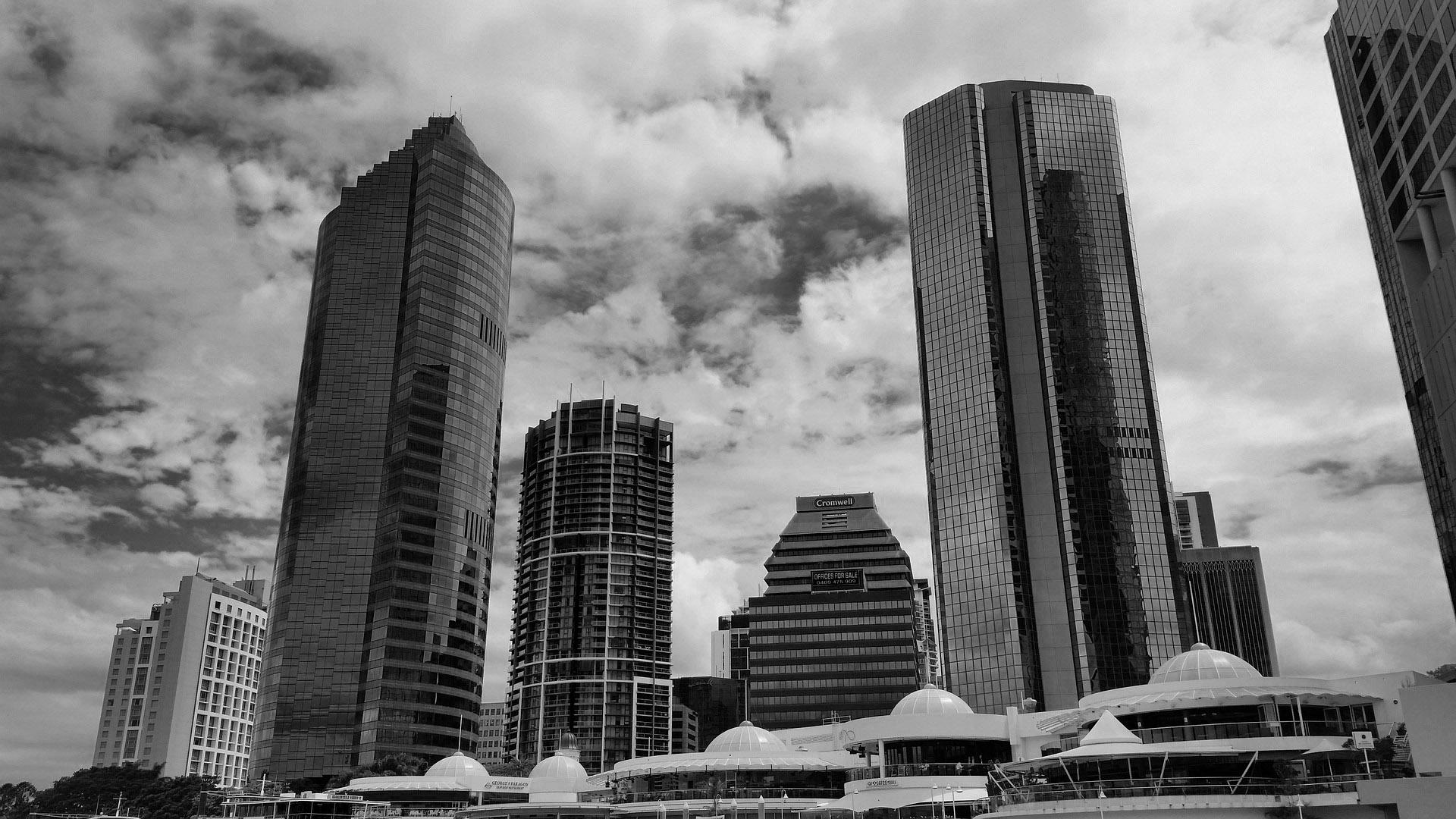 Brisbane Skyline