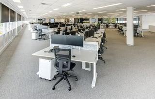 Hanson Brisbane Office