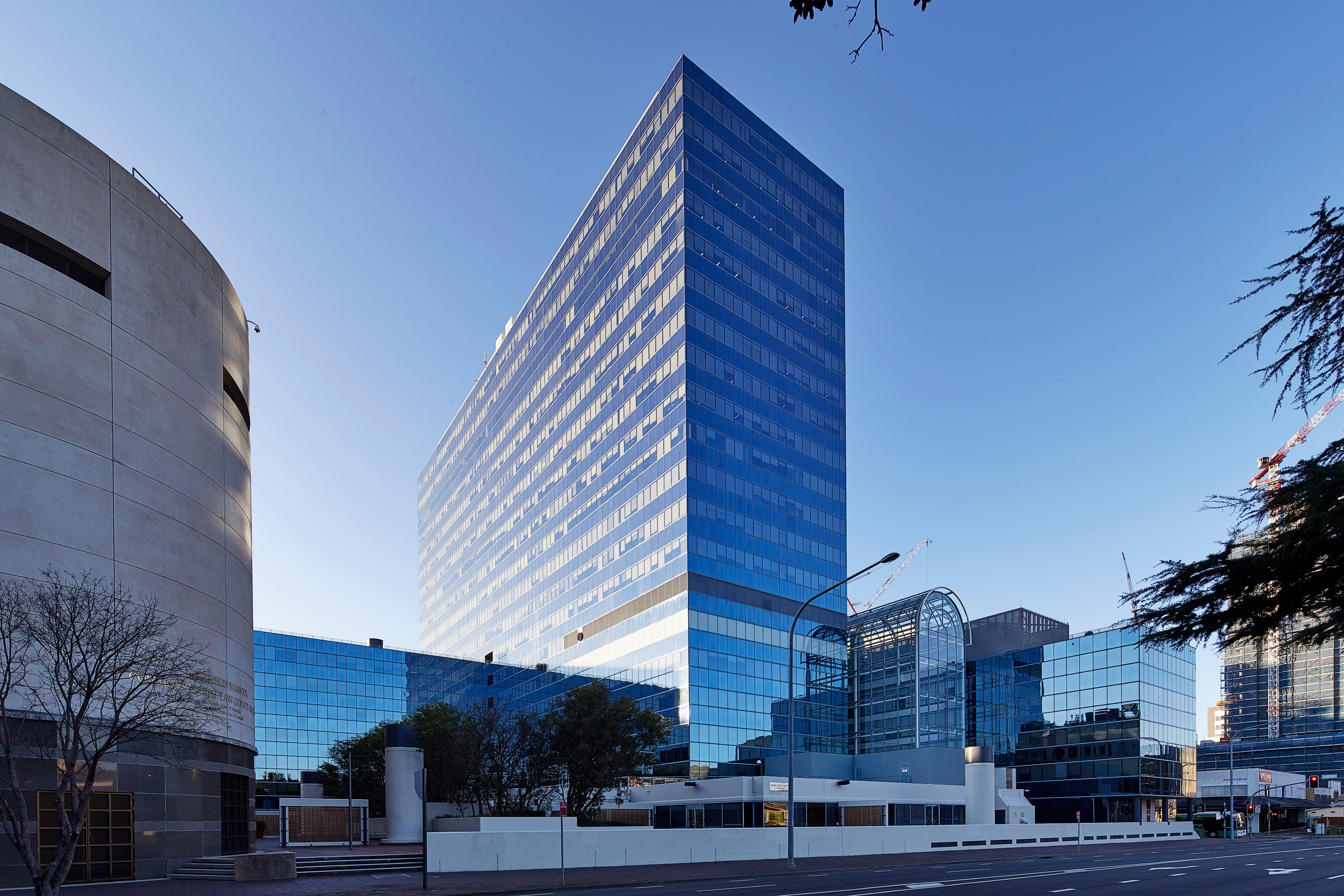 Hanson Parramatta Fitout Tenant Representation, Interior Design, Project & Construction Management Project Banner Image by PCG