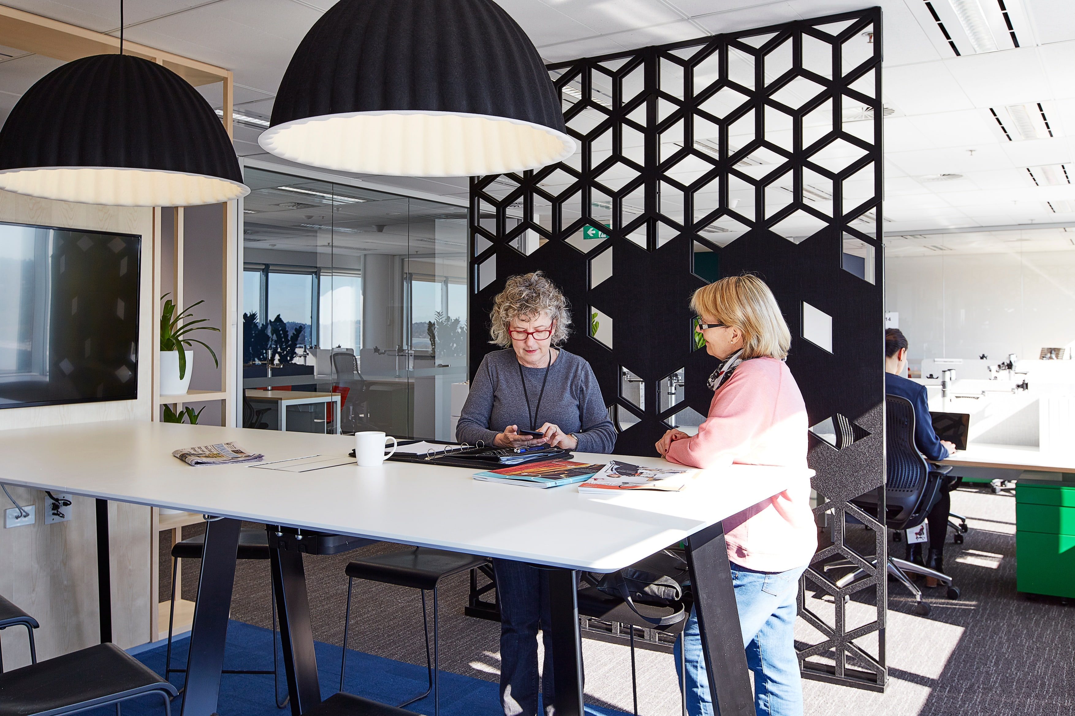 Hanson Parramatta Fitout Tenant Representation, Interior Design, Project & Construction Management Project Image 5 by PCG