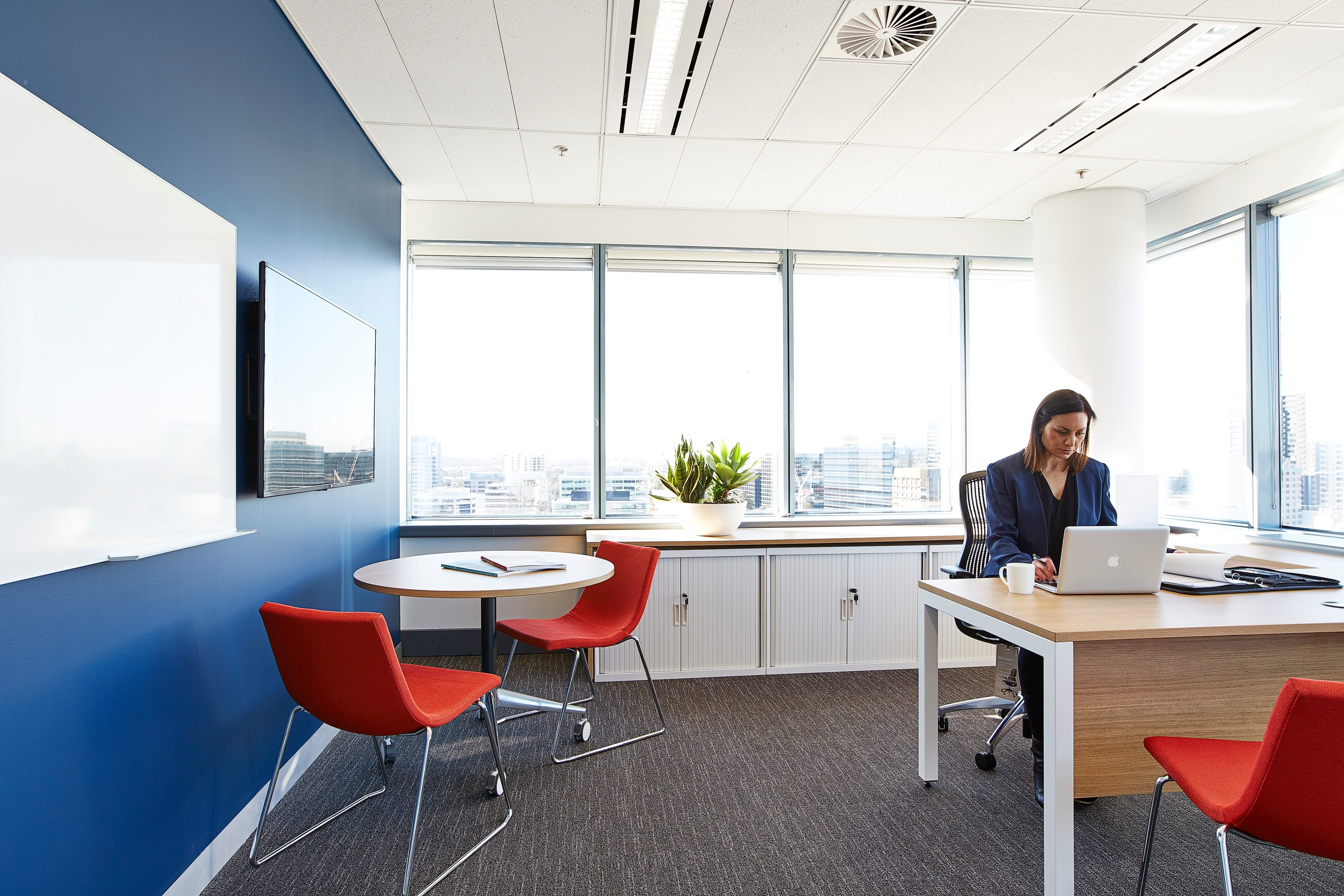 Hanson Parramatta Fitout Tenant Representation, Interior Design, Project & Construction Management Project Image 6 by PCG