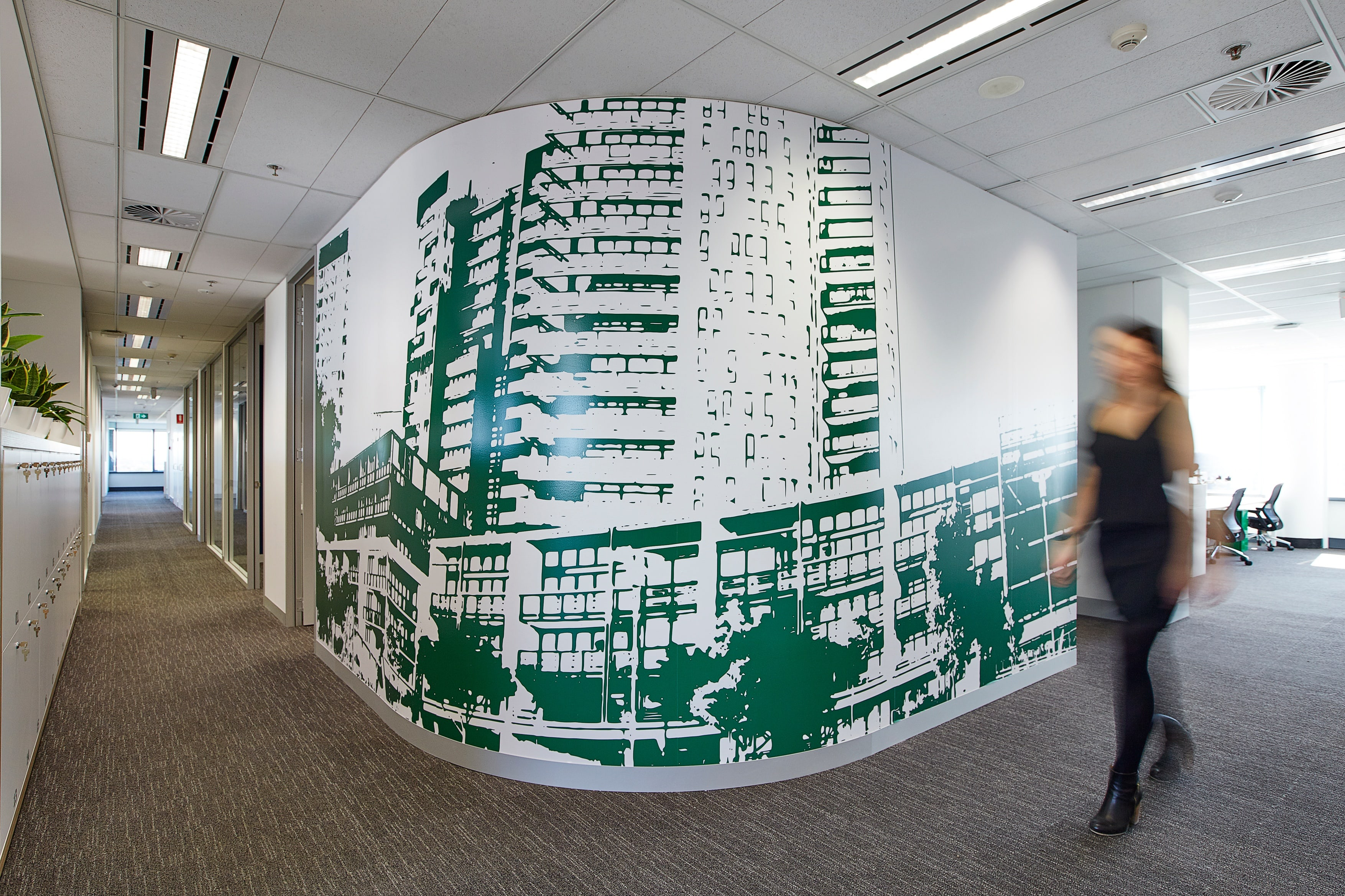 Hanson Parramatta Fitout Tenant Representation, Interior Design, Project & Construction Management Project Image 7 by PCG