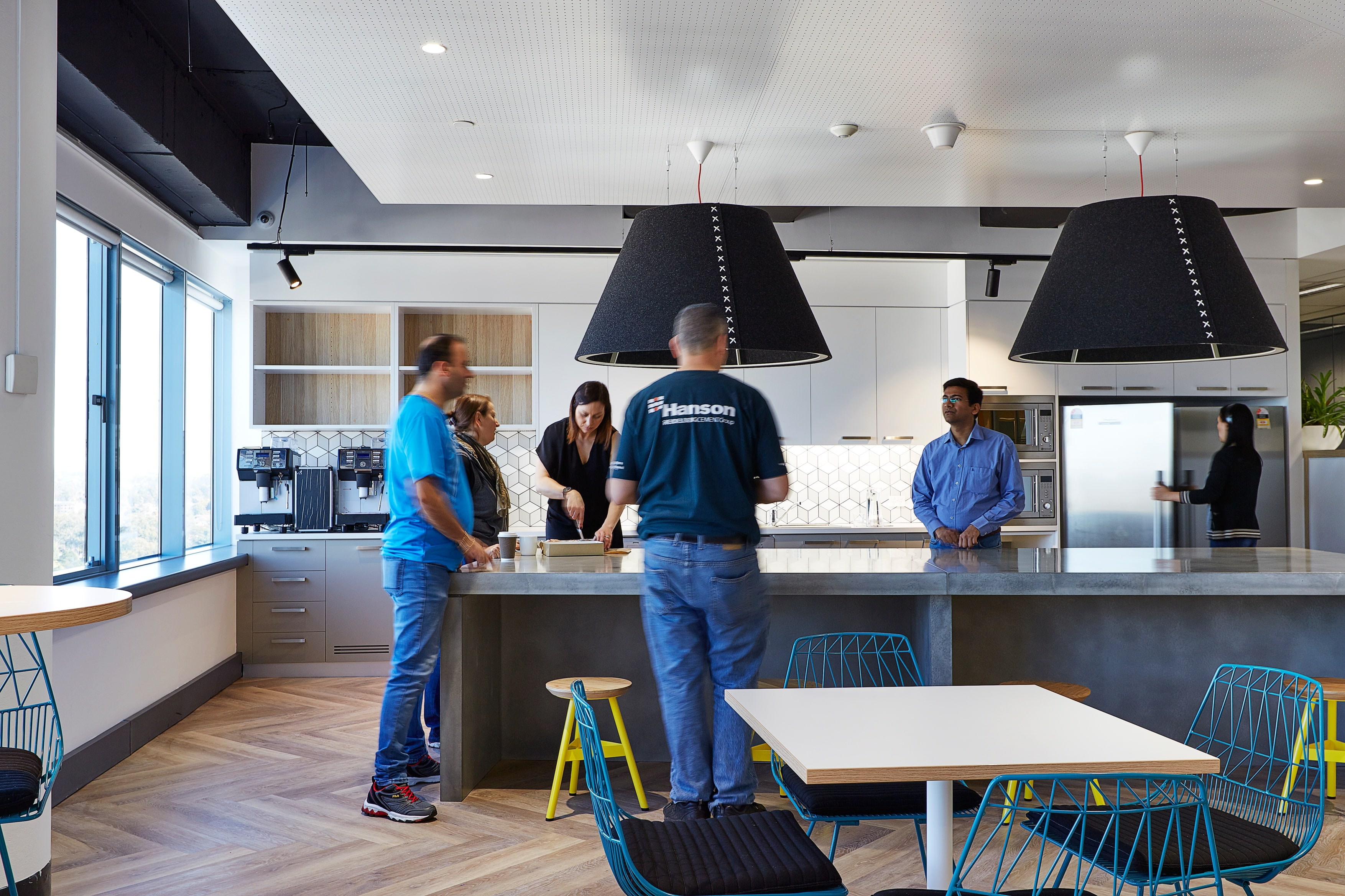 Hanson Parramatta Fitout Tenant Representation, Interior Design, Project & Construction Management Project Image 8 by PCG