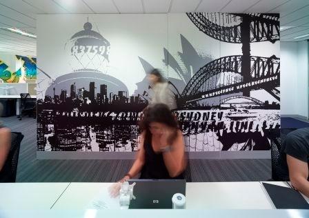 MYOB_Sydney Tenant Representation, Interior Design, Project & Construction Management Project Image 2 by PCG