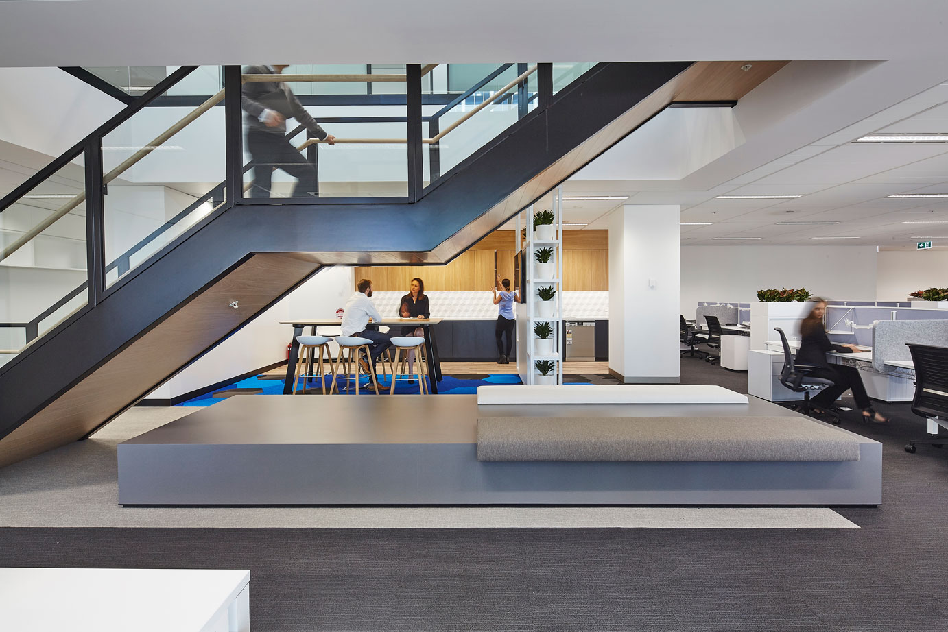 McGrathNicol Sydney Interior Design, Project & Construction Management Project Banner Image by PCG
