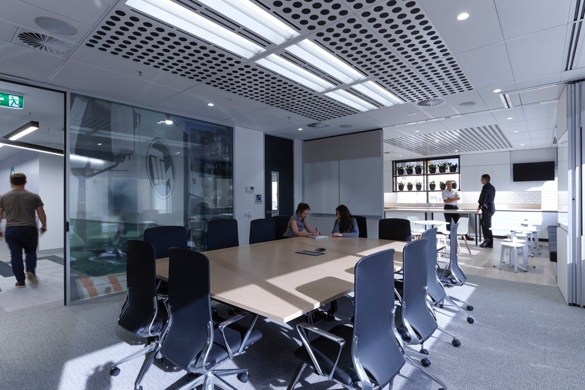 NTI office design by PCG