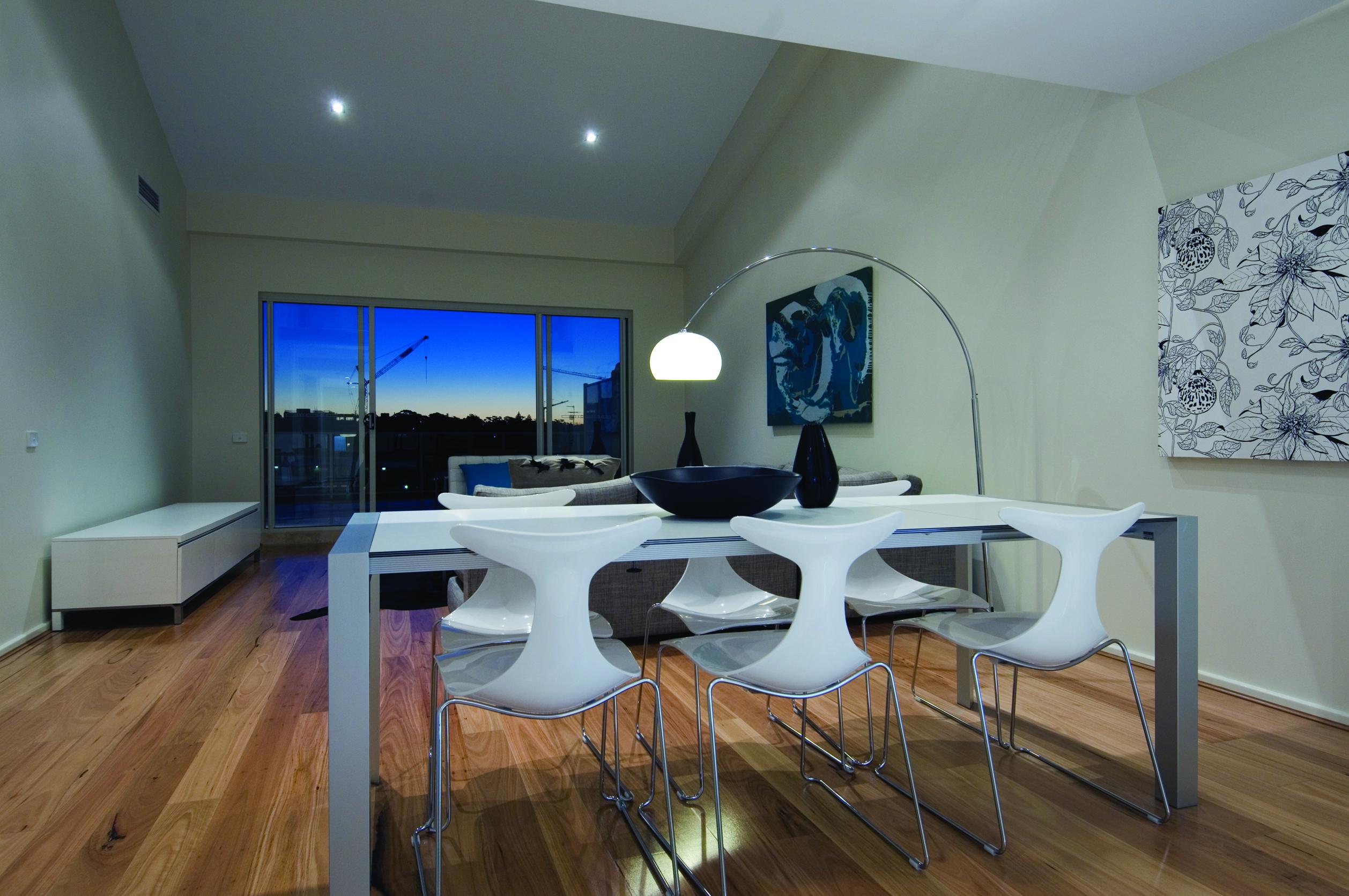 Aqua Apartments by PCG