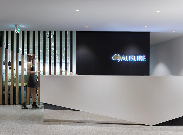 Ausure Brisbane Tenant Representation, Interior Design, Project & Construction Management Project Image 3 by PCG