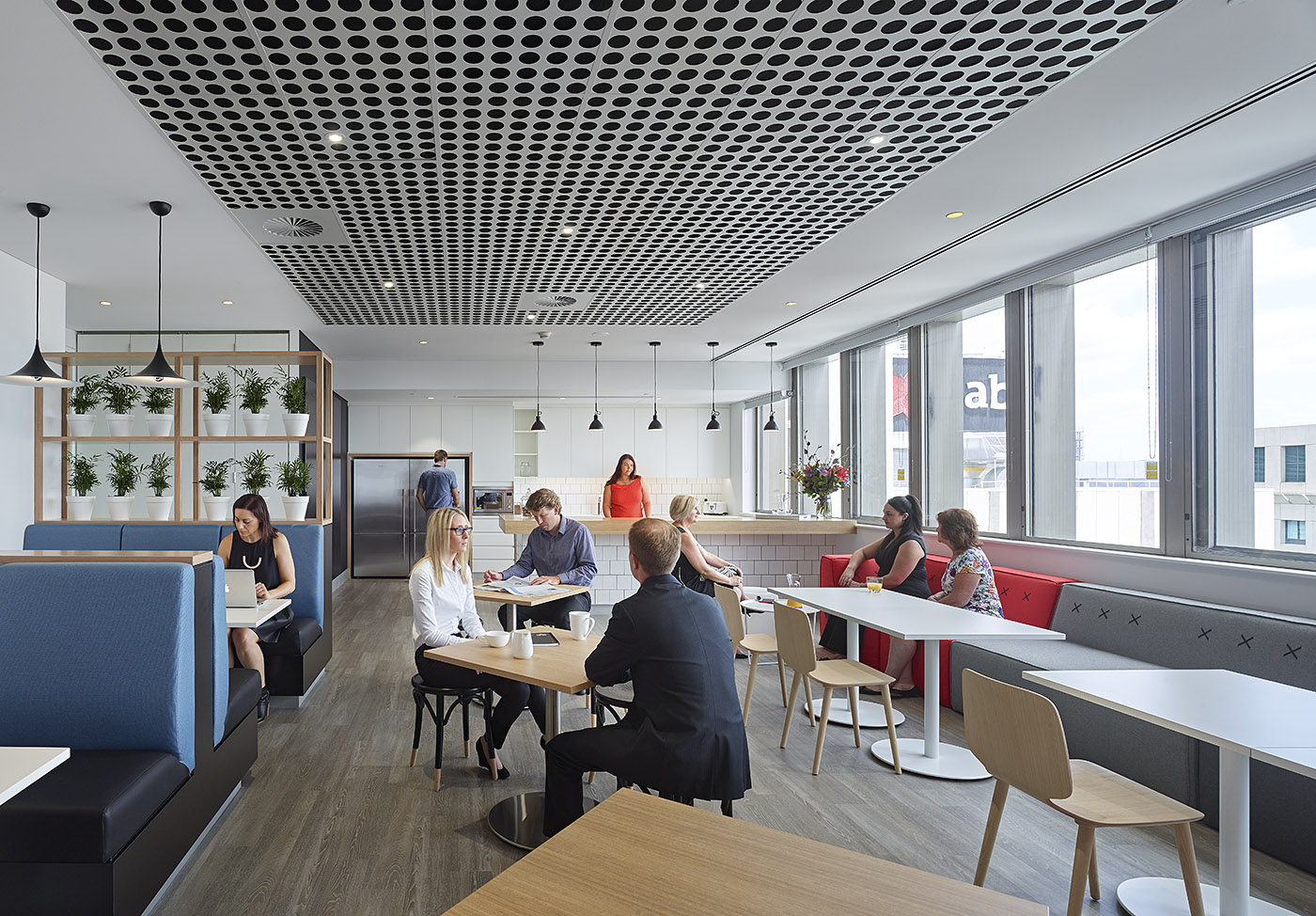 Ausure Brisbane Tenant Representation, Interior Design, Project & Construction Management Project Image 1 by PCG
