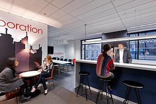 Bartier Perry High Performance Workplace by PCG