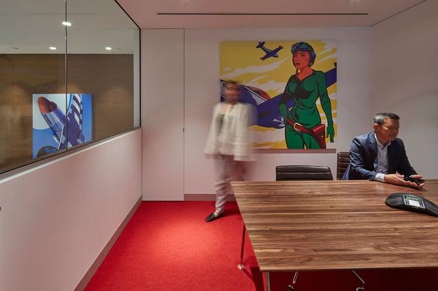 Breitling Australia - Meeting Room
