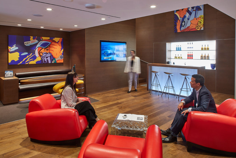 Breitling Australia - Bar