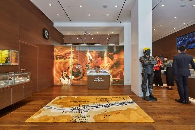 Breitling Austalia - Boutique 3