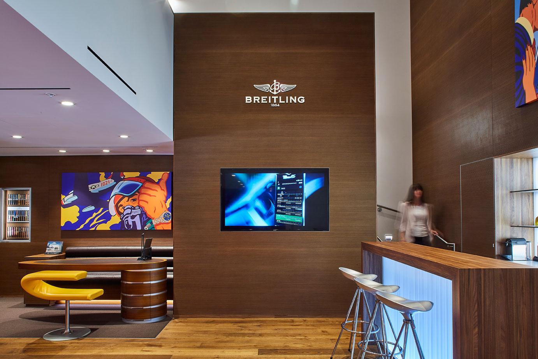 Breitling Australia - Mezzanine