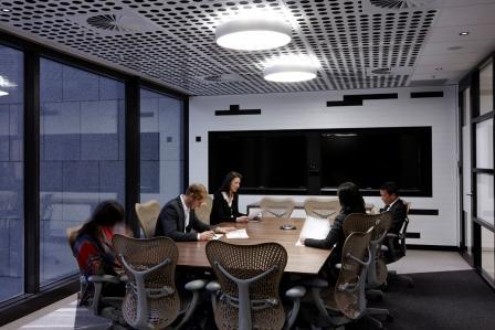ClarkeKann Office Workplace Trends by PCG