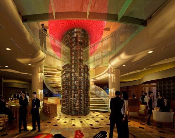 CLUB 7 Shanghai - lobby