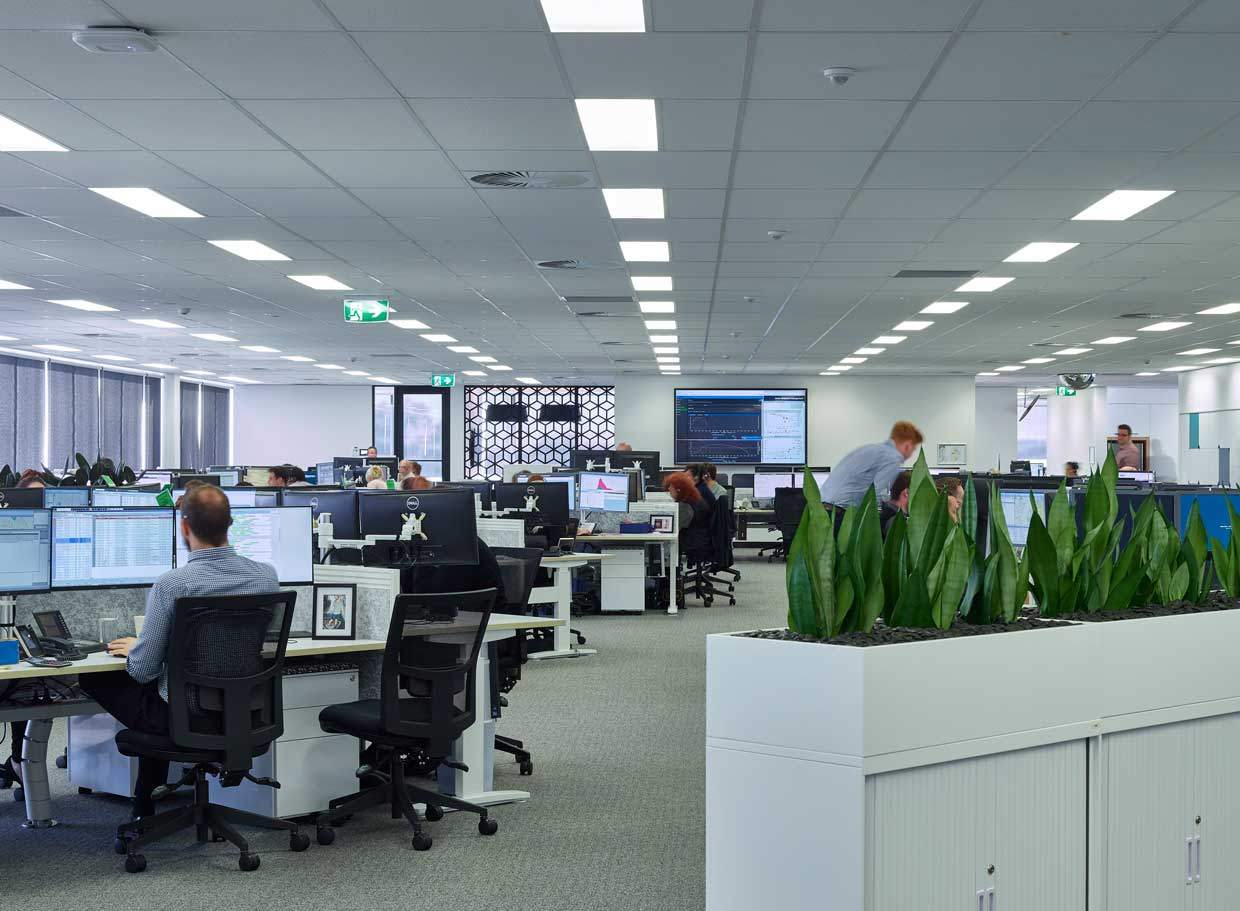 Hanson Fitout Tenant Representation, Interior Design, Project & Construction Management Project Image 6 by PCG