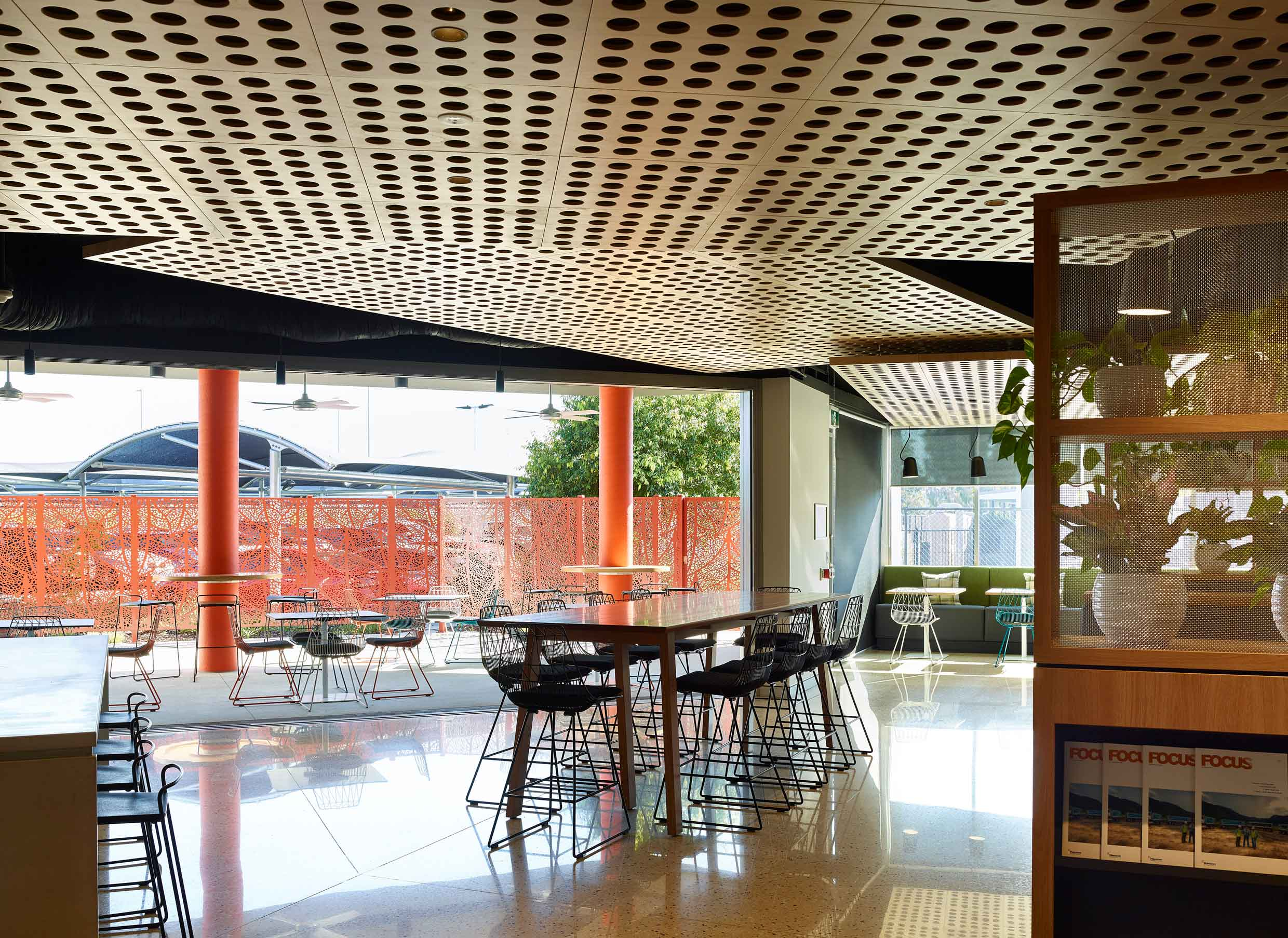 Hanson Fitout Tenant Representation, Interior Design, Project & Construction Management Project Image 7 by PCG