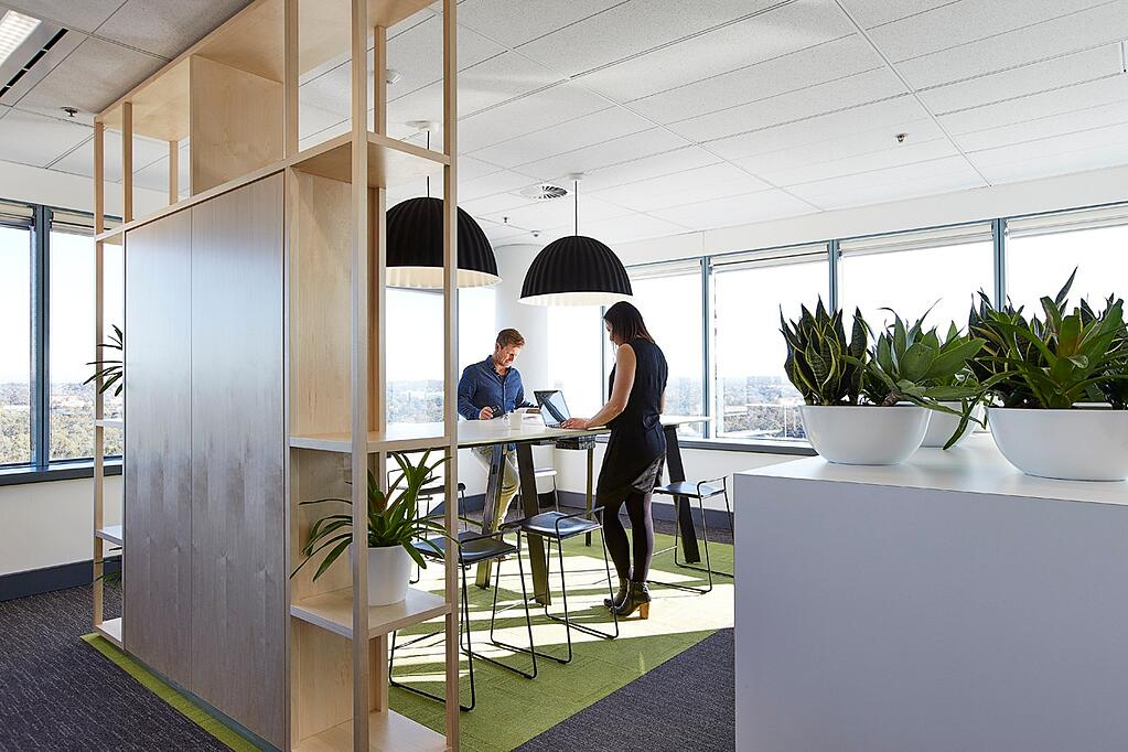 Office Design Collaboration Image 1