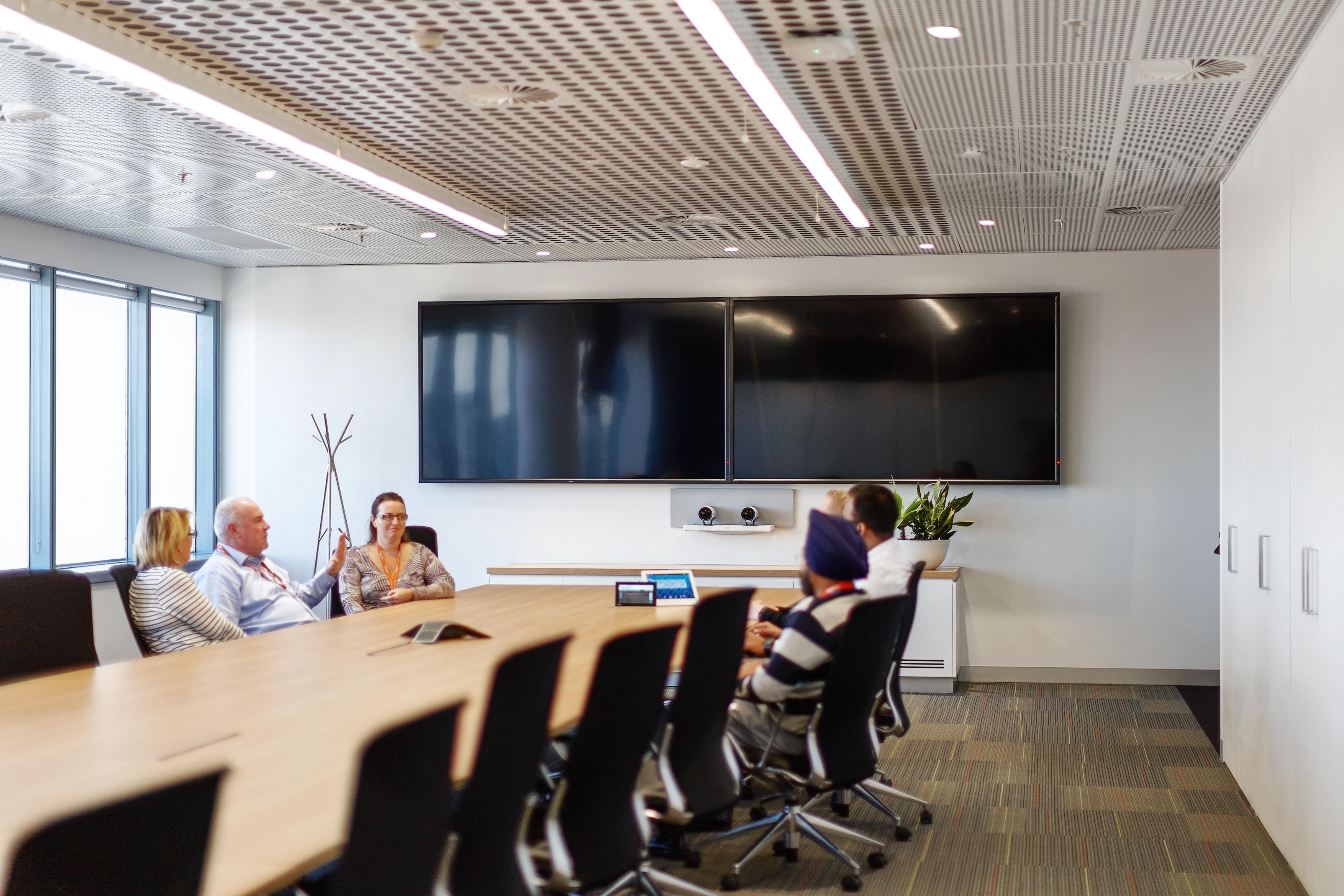 Hanson Paramatta Fitout Tenant Representation, Interior Design, Project & Construction Management Project Image 3 by PCG