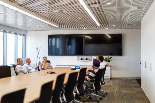 Hanson Paramatta Fitout Tenant Representation, Interior Design, Project & Construction Management Project Image 3 by PCG