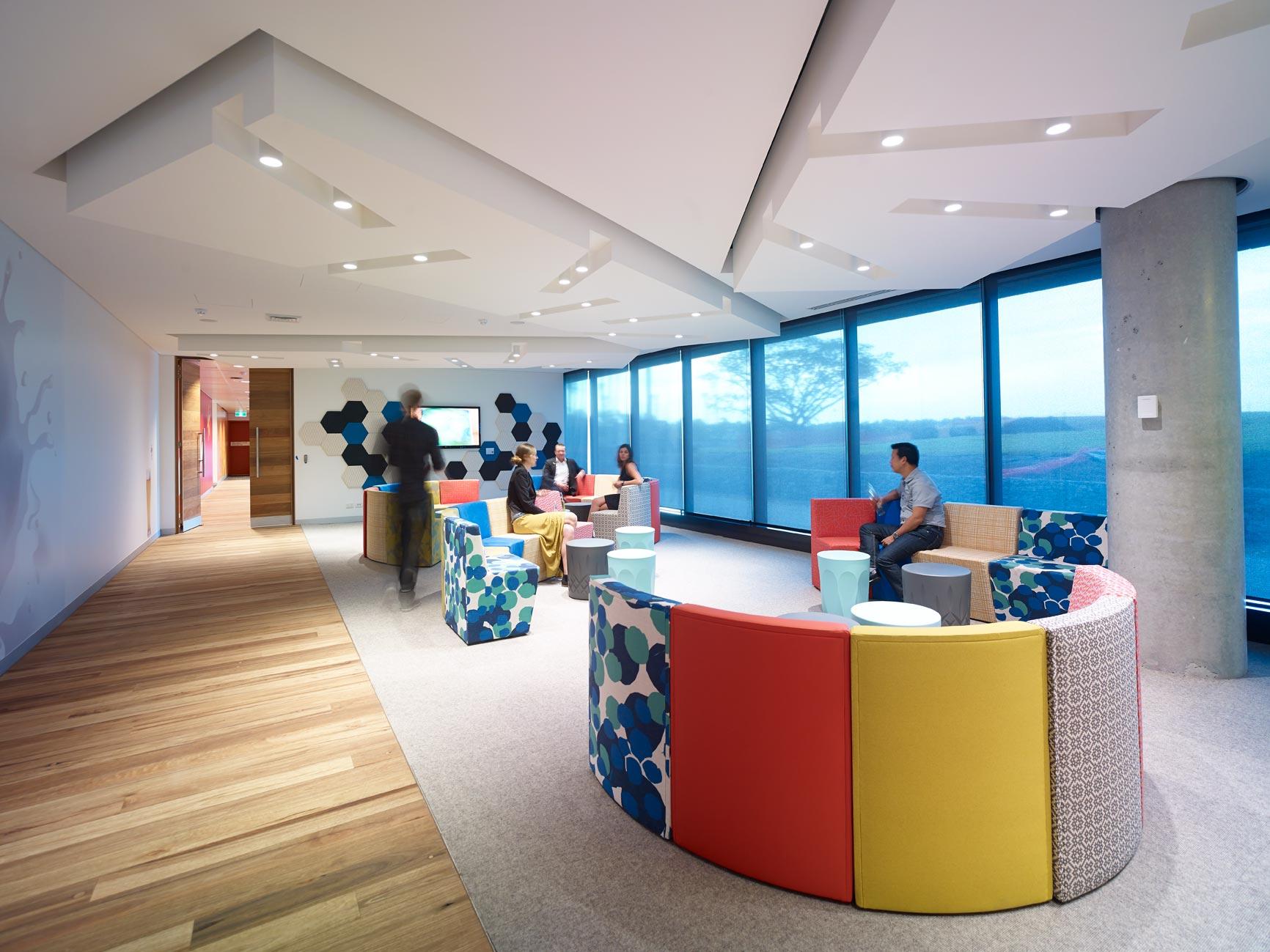 Lion Office Fitout & Construction Management by PCG
