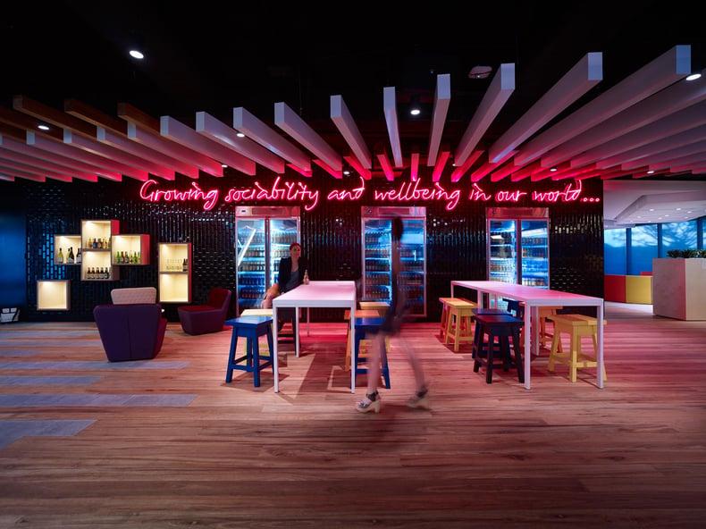 Lion Sydney - Office Design by PCG