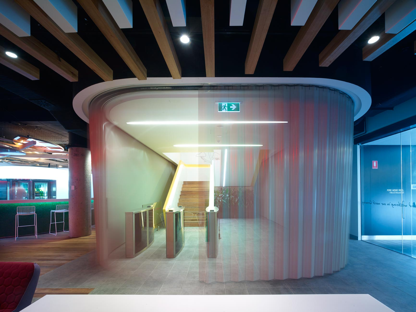 Lion Office Design Trends by PCG