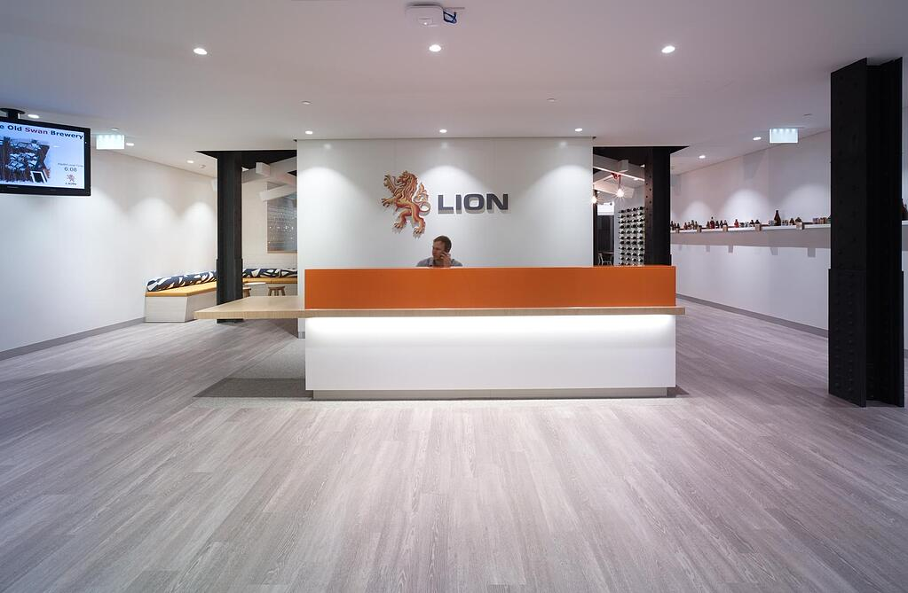 PCG-Lion-Perth-Commercial Interior Design by PCG