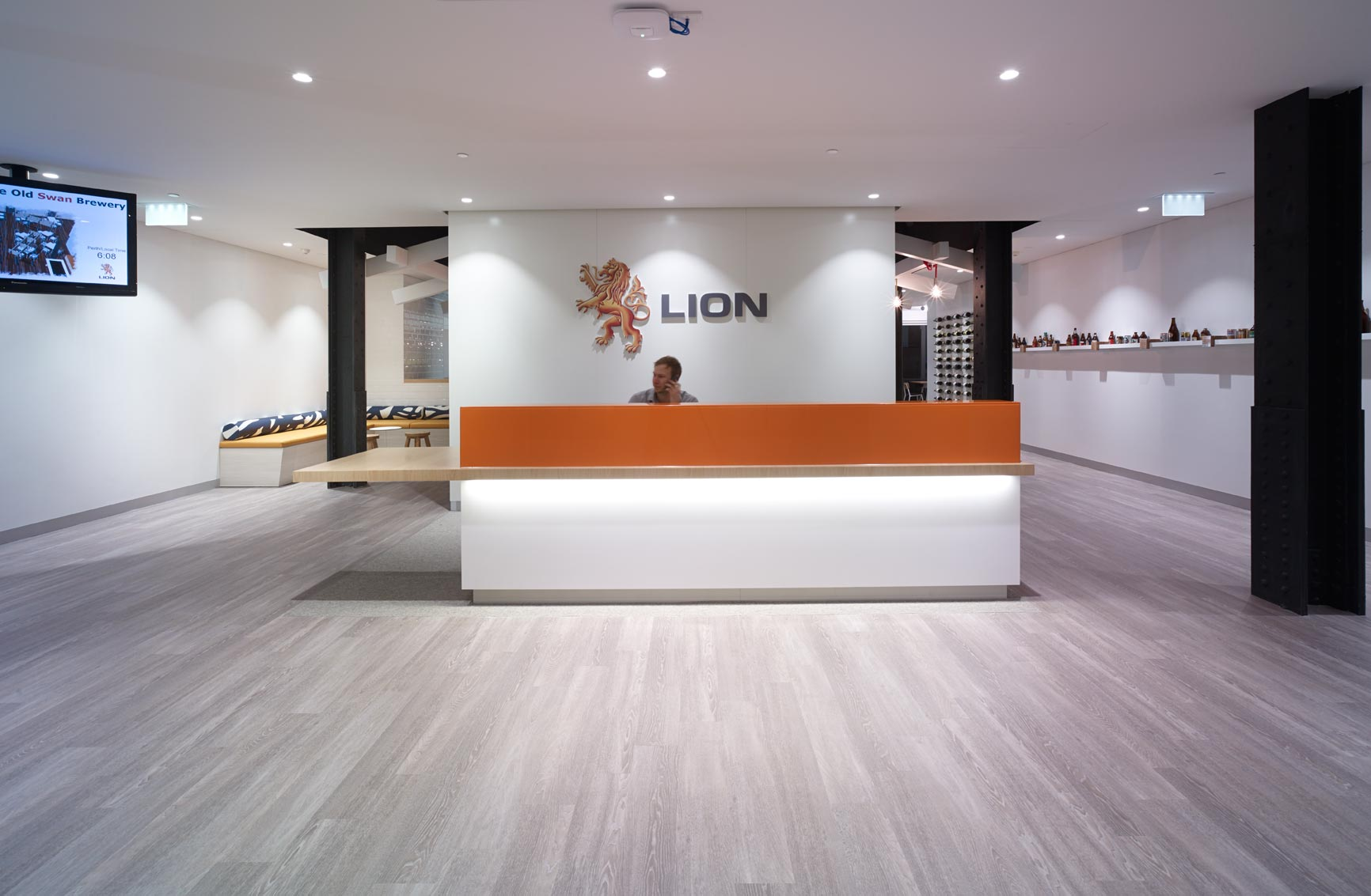 Lion Perth by PCG - 2