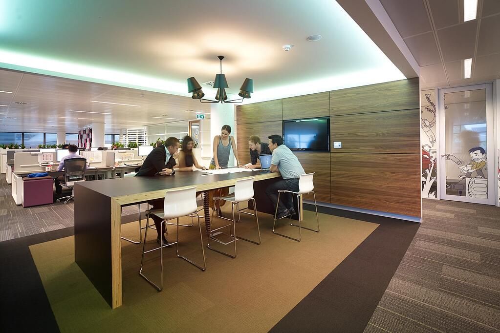 Office Design Collaboration