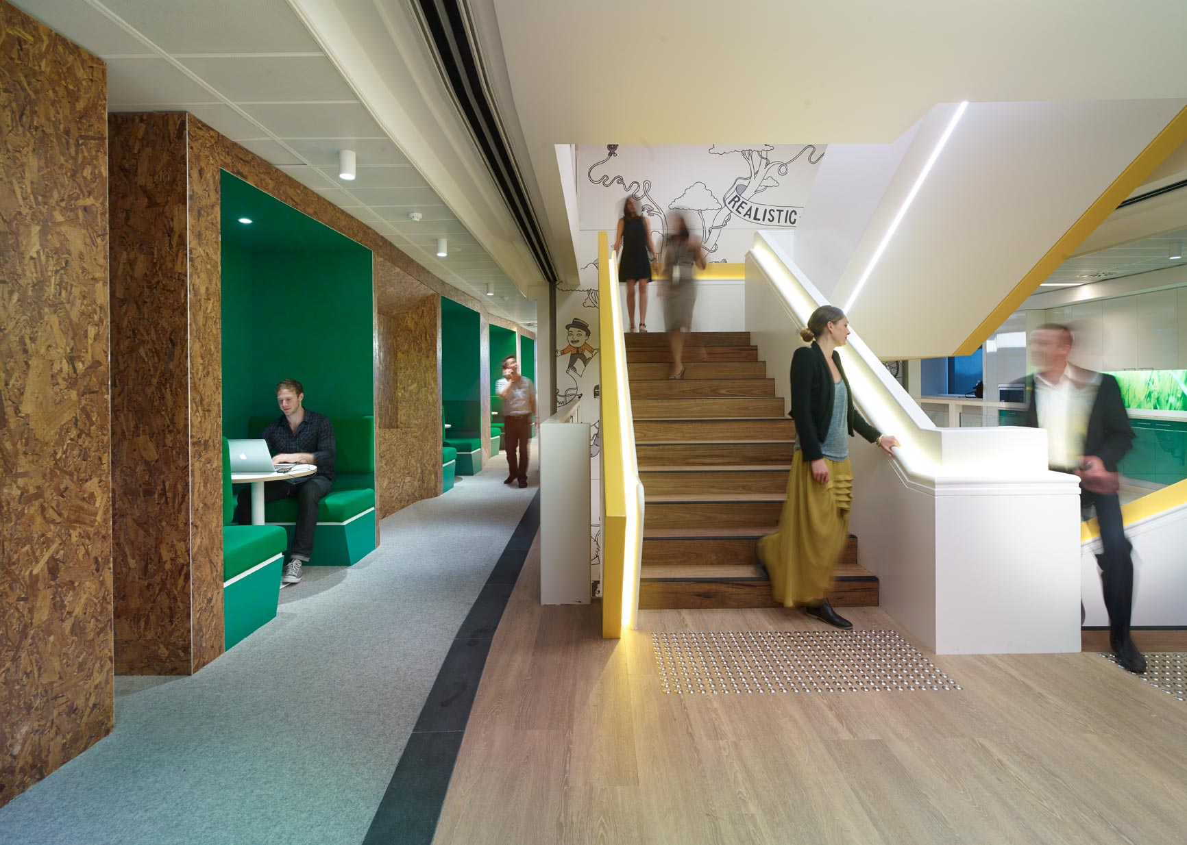 PCG-Lion-Office Workplace Design by PCG