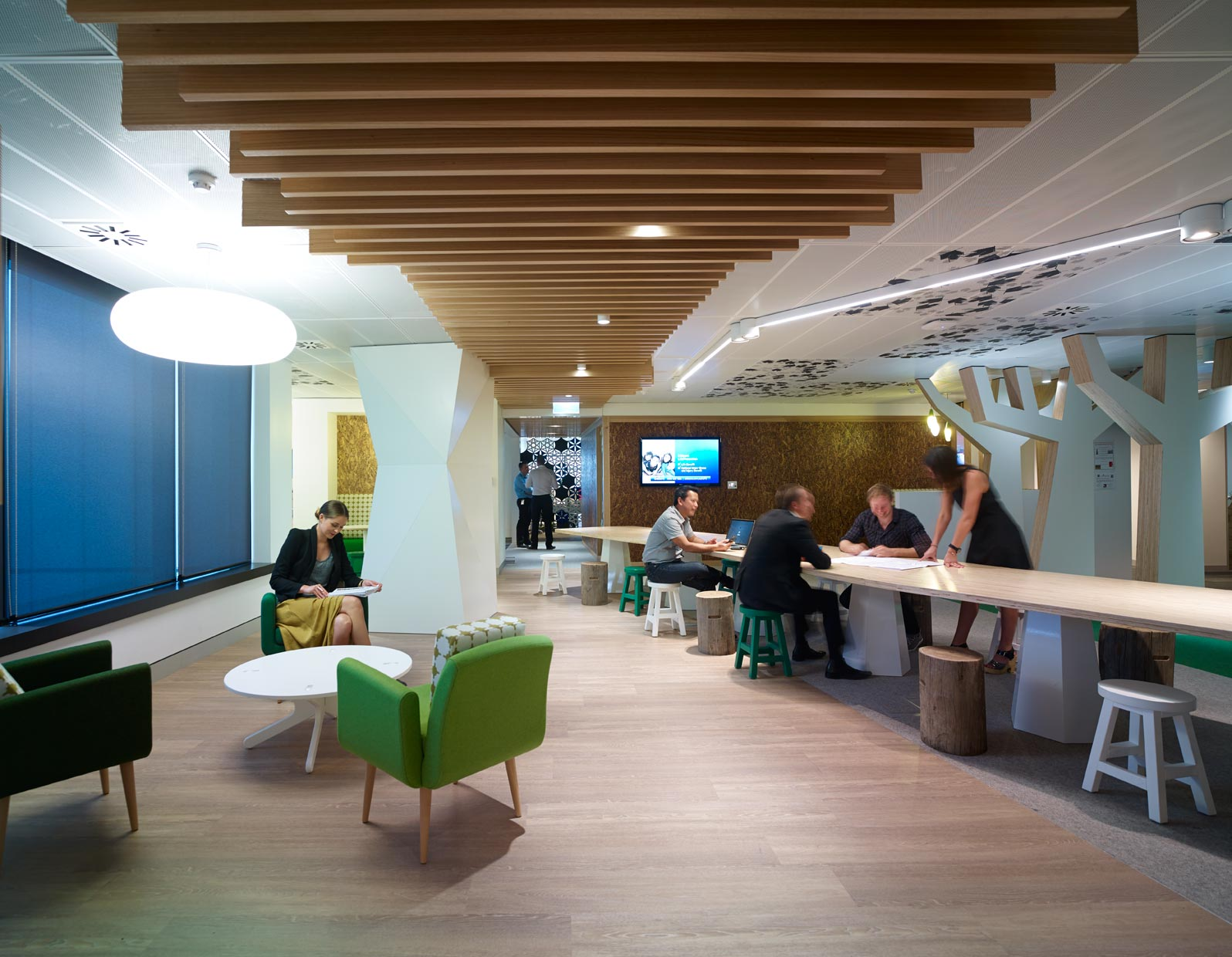 PCG-Lion-High Performance Workplace by PCG