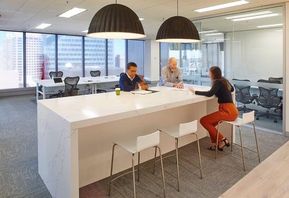 Office Design Liquidnet PCG Image 4