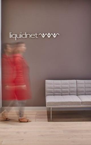 Office Design Liquidnet PCG
