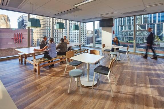McGrath-Nicol Office Design by PCG