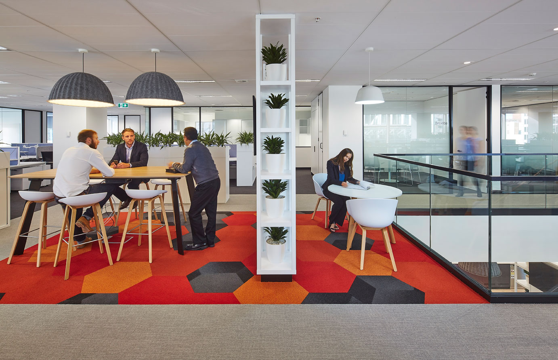 PCG-McGrath-Nicol- Office Design by PCG