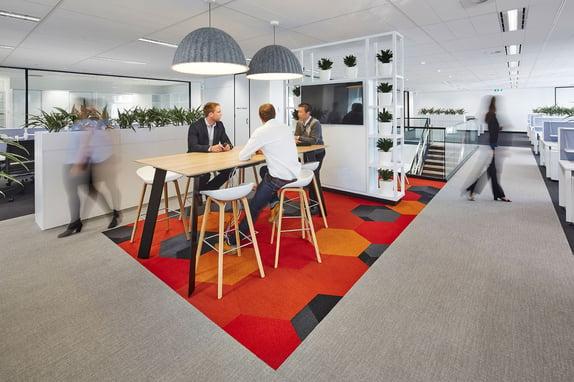 McGrath-Nicol Office Design & Tenant Representation by PCG