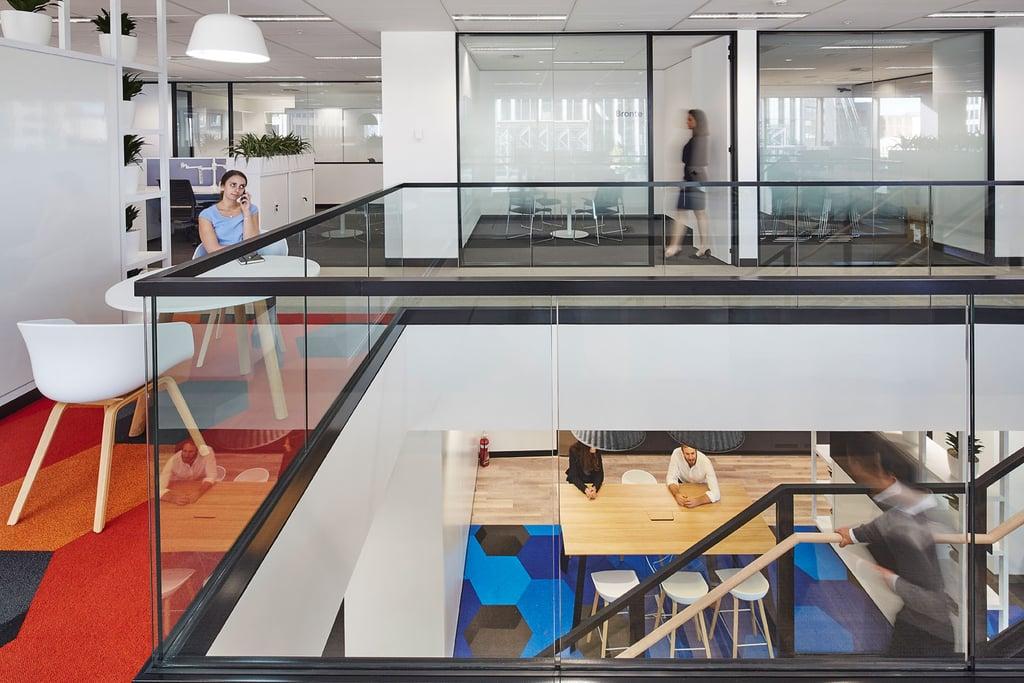 McGrathNicol Sydney - Office Design PCG