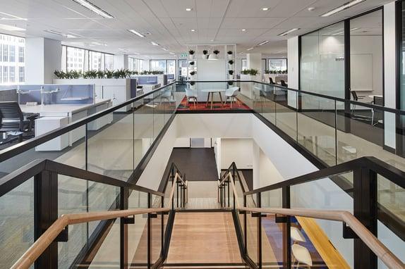 McGrath-Nicol Workplace Design, Tenant Representation by PCG