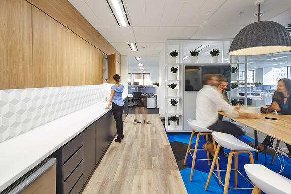 McGrath-Nicol Workplace Design Touches by PCG