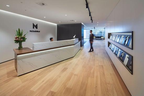 PCG-McGrath-Nicol Workplace Design, Tenant Representation, Office Design